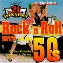 50´s-Rock N Roll Hits [Import allemand]
