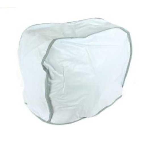 housse de rangement en plastique blanche compatible avec tous les mod les. Black Bedroom Furniture Sets. Home Design Ideas