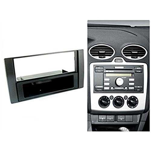 kit cadre de radio fa ade 1 din autoradio adaptateur ford fiesta focus. Black Bedroom Furniture Sets. Home Design Ideas