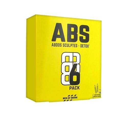 Abs Abs Sculptes Detox 6 Pack 10 Unicadoses: Compléments: Planète des …   – fitness