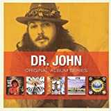 Original Album Series : Gris Gris / Babylon / The Sun Moon and Herbs / Dr. John´s Gumbo / In the Right Place (Coffret 5 CD)