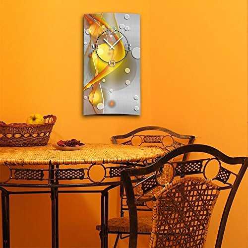 dixtime horloges murales modernes 3d 0049 pendules murales plan te du. Black Bedroom Furniture Sets. Home Design Ideas
