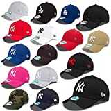 New Era 9forty Strapback Cap MLB New York Yankees plusieurs couleurs