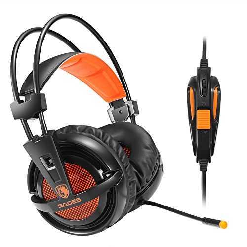 casque gaming ps4 easysmx casque audio filaire avec basses profondes ultral ger. Black Bedroom Furniture Sets. Home Design Ideas