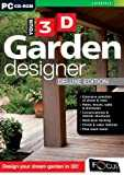 Your 3D Garden Designer Deluxe Edition [import anglais]