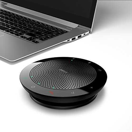 Jabra 100 43100000 60 Speak 510 Ms Wireless Bluetooth: 100-43100000-60