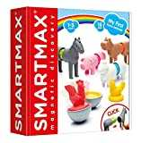 SMART Toys and Games GmbH SMX 221 Smartmax My First Farm Animals 16 pièces Multicolore