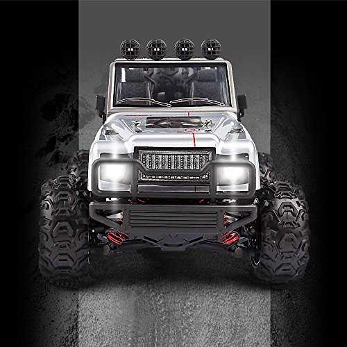 vatos rc voiture t l command e tout terrain 4x4 echelle 1. Black Bedroom Furniture Sets. Home Design Ideas