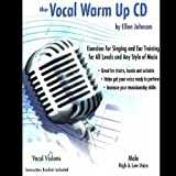The Vocal Warm Up CD/Male High & Low Voice