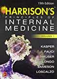 Harrison's Principles of Internal Medicine (2 Vol) With DVD (Original Price 219)