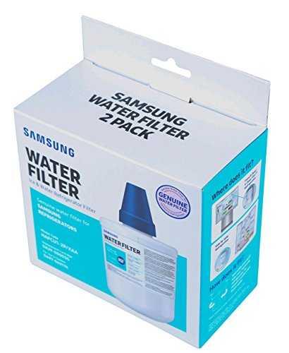 samsung da29 00003g aqua pure plus filtre r frig rateur lot de 2 accessoires. Black Bedroom Furniture Sets. Home Design Ideas