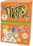 Asmodee - Jeux de Societe Time´s Up Family 2 Orange, TUF2N