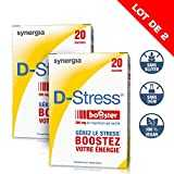 D-Stress Booster ➠ Magnésium hautement assimilé, taurine, vitamines B ➠ Origine France ➠ Lot de 2