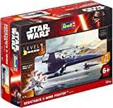 Revell - 06753 - Star Wars - Build & Play - X-Wing Fighter - 18 Pièces
