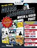 Das neue, riesige Allesrecorder Musik & Video Paket [Import allemand]