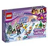 LEGO - 41326 - LEGO Friends - Jeu de Construction - Le Calendrier de l´Avent LEGO Friends
