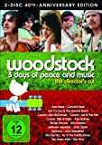 DVD * Woodstock - 3 Days of Peace and Music S.E. (2 Discs)