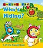 Who´s Hiding ABC Flap Book
