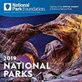 National Park Foundation Calendar 2019