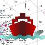 Marine Navigation - UK/Ireland - Gps Nautical Charts/Maps for Fishing, Sailing, Kayaking and Boating (derived from UKHO)