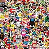 Lot Autocollant [150-PCS] Q-Window Graffiti Stickers Vinyle Enfants Autocollants pour Voiture Tuning Moto Ps4 Livre Vélo Iphone Scrapbooking Ordinateur Xbox One Bebe Valise Macbook Bumper Bomb Sticker