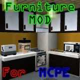 Furniture NEW Mod For MCPE