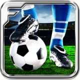 Jouer au football - un match de football Real - 3D For Android