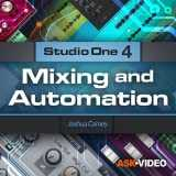 Mixing & Automation Course For Studio One 4