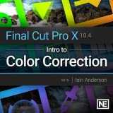 Final Cut Pro X 107 : Intro to Color Correction