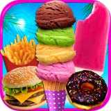 School Lunch Food Maker - Kids Cooking Games FREE