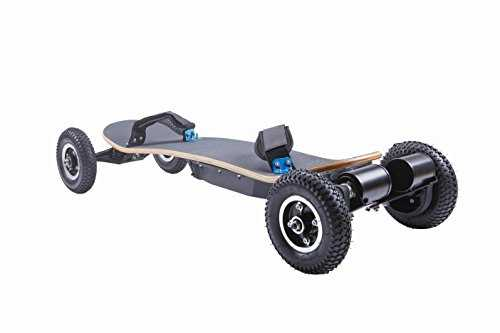 longboard lectrique tout terrain ninestep double moteur 2000 w batterie. Black Bedroom Furniture Sets. Home Design Ideas