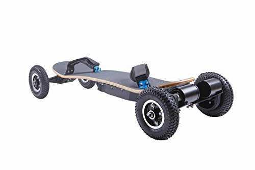longboard lectrique tout terrain ninestep double moteur. Black Bedroom Furniture Sets. Home Design Ideas