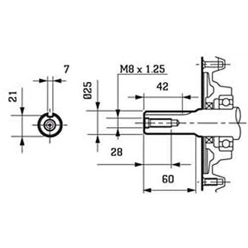 eberth 13 cv moteur essence thermique 25 mm arbre alarme manque d 39 huile. Black Bedroom Furniture Sets. Home Design Ideas