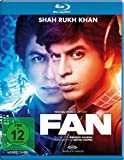Shah Rukh Khan: Fan (Blu-Ray) [Import anglais]