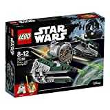 LEGO - 75168 - Star Wars - Jeu de Construction - Yoda´s Jedi Starfighter