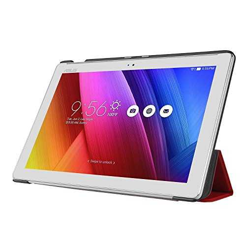 Eltd asus zenpad 10 z300c z300m etui ultra slim pu for Housse tablette asus zenpad 10