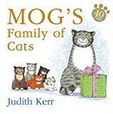 Mog´s Family of Cats board book
