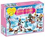 Playmobil 9008 - Jeu - Calendrier Avent Famille