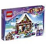 LEGO - 41323 - Friends - Jeu de Construction - Le chalet de la station de ski
