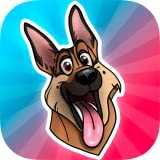 GSDmoji - German Shepherd emojis and stickers