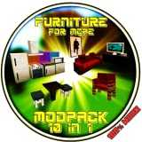 Mod : Furniture New For MCPE 100% Work