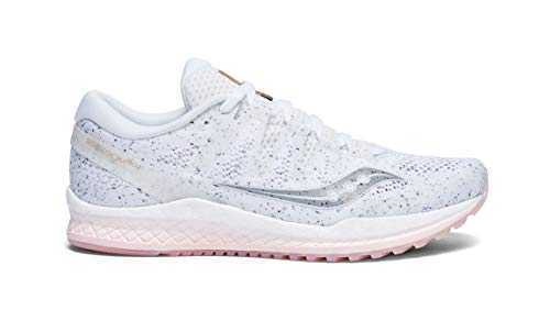 Saucony Freedom Iso 2, Chaussures de Running Femme, Blanc (White 040), 39 EU
