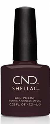 CND Shellac Vernis Gel Dark Dahlia 7,3 ml