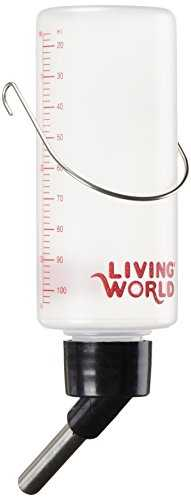 Living World Biberon en Plastique Hamster 120 ml