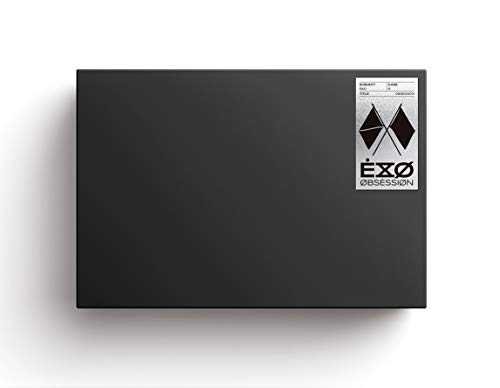 SM Entertainment EXO - Obsession (Vol.6) Album Folded Poster Extra Photocards Set (X-EXO ver.)