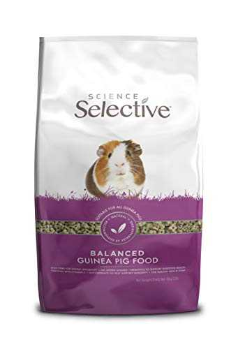 Supreme Science Selective Guinea Pig Aliment 10 kg