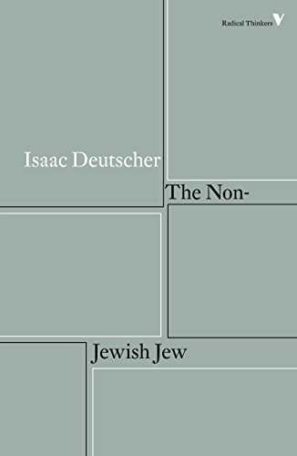 The Non-Jewish Jew: And Other Essays