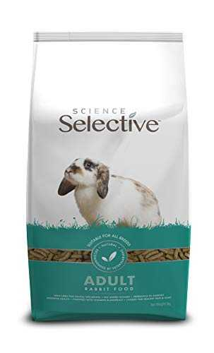 Science Selective pour Lapin Adulte (3kg)