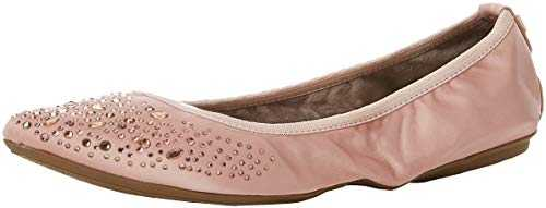 Butterfly Twists Janey Crystal, Semelles Femme, Rose (Blush Pink), 37 EU