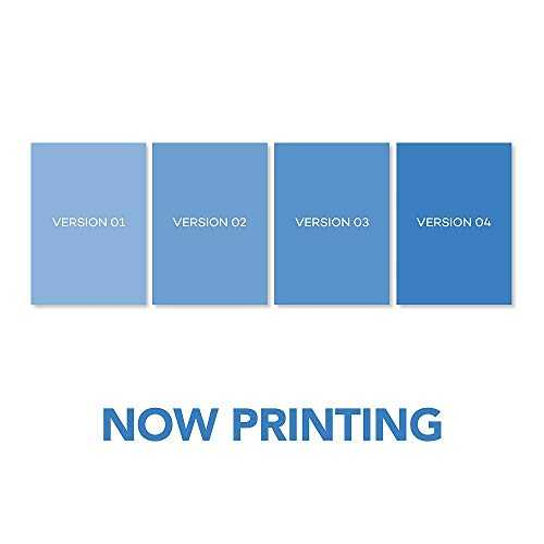 BTS Bangtan Boys - Map of The Soul : 7 Album Folded Poster Extra Photocards Set (Version 4)